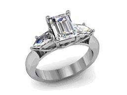 G.S. Diamonds Ltd - Bullet Diamond Shape, Bullet Cut Diamond